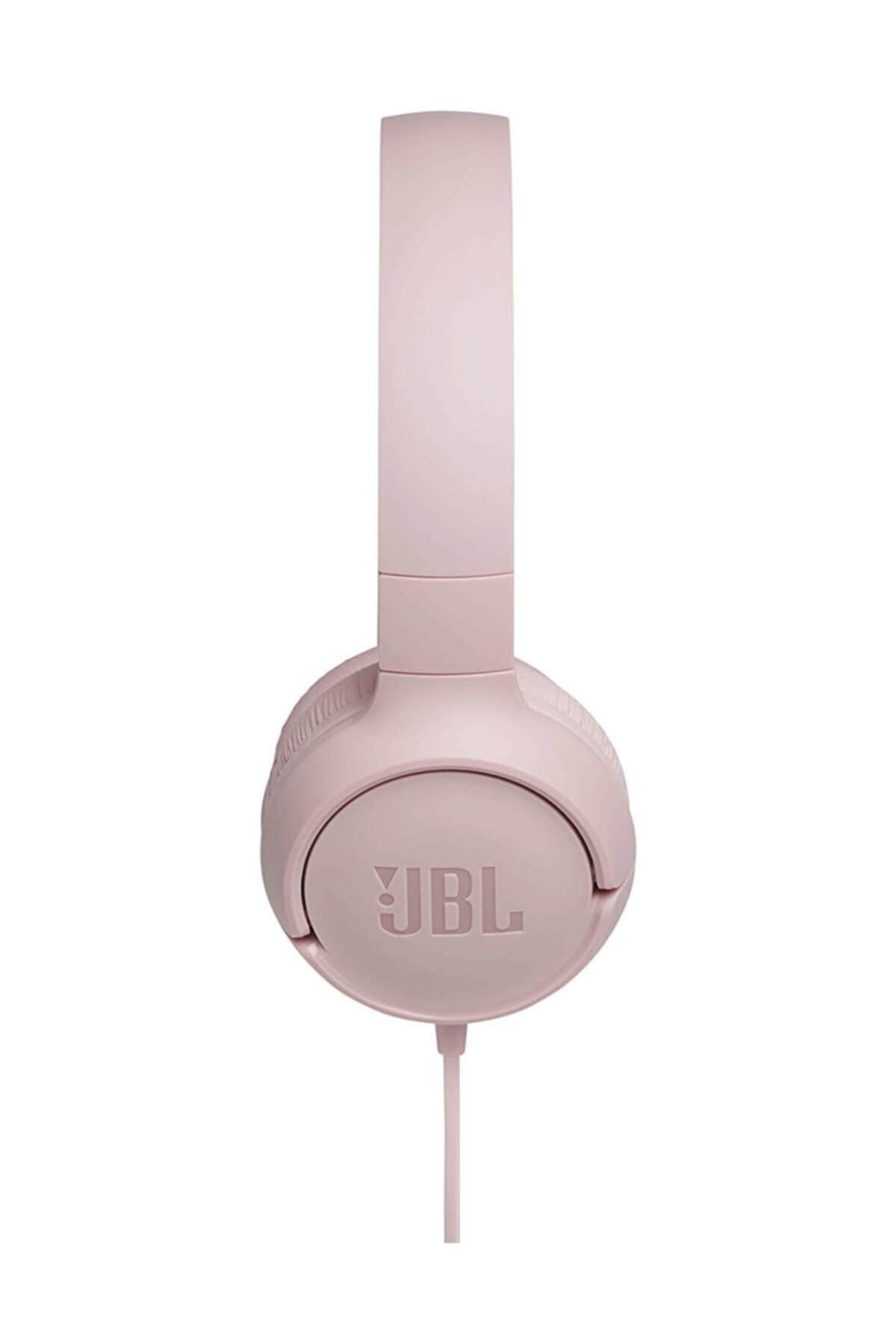 Tune 500 Pembe Kablolu Kulak Üstü Kulaklık