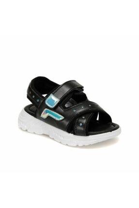 Vicco 321.F20Y.367 Siyah Kız Çocuk Sandalet 100578750 0