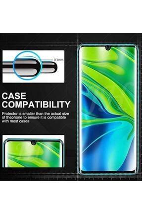 Cekuonline Xiaomi Mi Note 10 Lite Tam Kaplayan Nano Ekran Koruyucu Cam 1