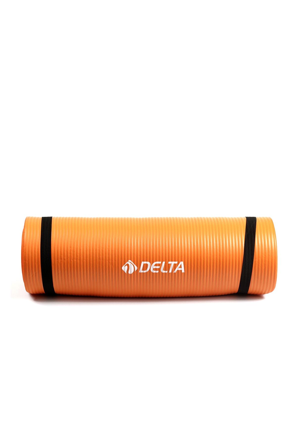 Delta Konfor Zemin Taşıma Askılı Pilates Minderi Yoga Matı 15 Mm 2