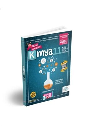 Tammat Yayınları Tammat 11. Sınıf Kimya Soru Bankası 0