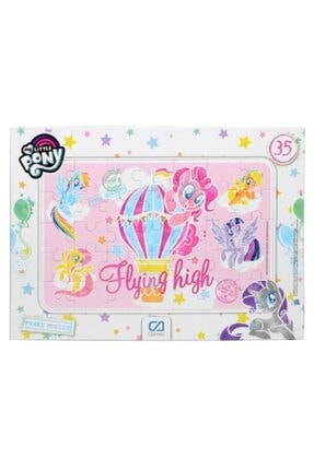 CA Games My Little Pony 35 Parça Frame Puzzle Ca-5014 0