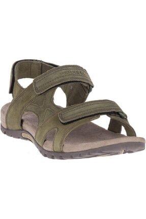 Merrell Erkek Haki Sandalet 1