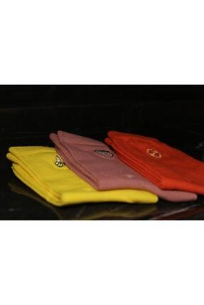 Adel Renkli Meyve Emojili Çorap Takımı 5 Çift 2