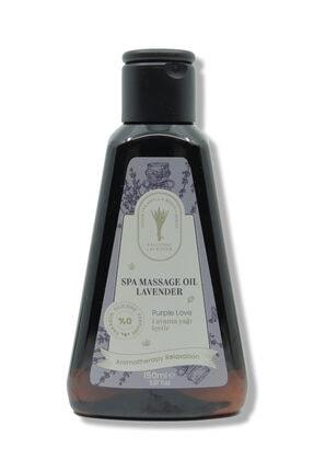 Gallipoli Lavender Lavanta Yağlı Masaj Yağı 150 Ml Rahatlatıcı Ağrı Hafifletici Bitksel Lavanta Yağı Aroma Terapi Yağ 1