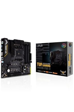 ASUS Tuf B450m-pro Gamıng Iı Ddr4 4400 Mhz (oc) Am4 Matx Anakart 0