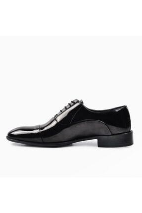 Pierre Cardin 70pc20 Siyah Rugan Erkek Klasik Ayakkabı 2