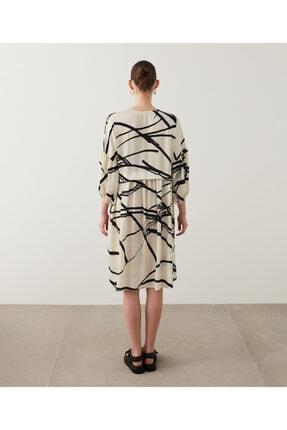 İpekyol Trapez Elbise 4