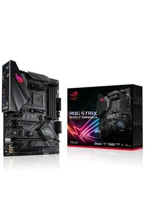 ASUS Rog Strıx B450-f Gamıng Iı Ddr4 4400 Mhz Oc Am4 Atx Anakart 0