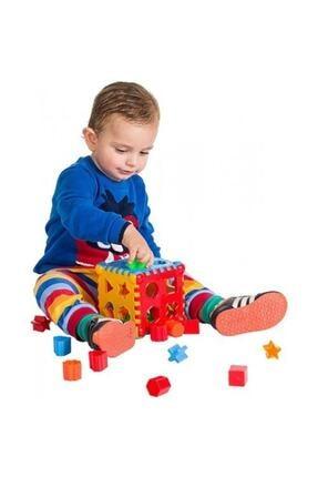 Enhoştoys Bultak Bebek Puzzle 22 Parça Çocuk Gelişim Seti Oyuncağı Bul Tak 0