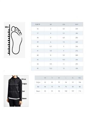 Lescon Kadın Beyaz Sneaker Bot 1
