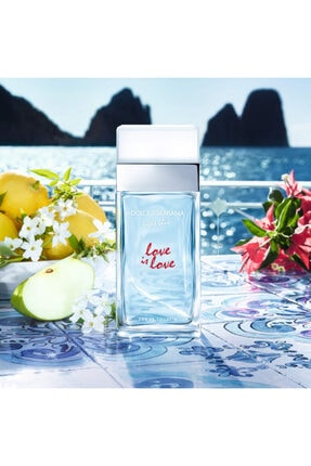 Dolce Gabbana Dolce & Gabbana Light Blue Love Is Love Edt 100 ml Kadın Parfüm 2