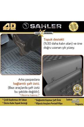 Sahler Vw Passat B8 2014- Sonrası 4.5d Havuzlu Paspas 2