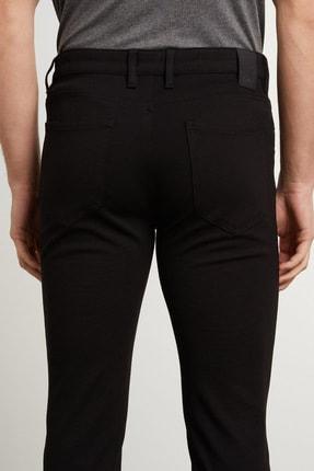 Network Erkek Slim Fit Siyah Casual Pantolon 1079175 3