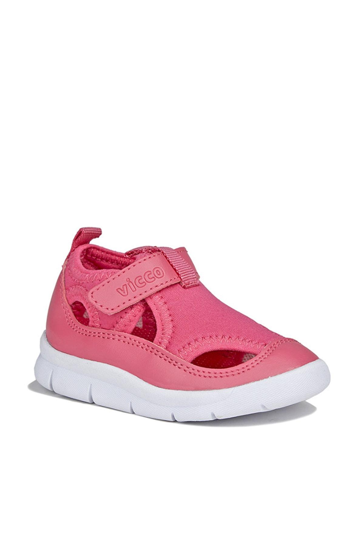 Berry Kız Bebe Fuşya Spor Ayakkabı