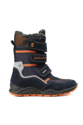 İmac Imac Lacivert Çocuk Outdoor Ayakkabısı 64398 BLUE ORANGE 0