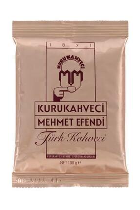 Kuru Kahveci Mehmet Efendi Türk Kahvesi 100 gr 0