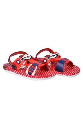 Kiko Kids Kiko Akn E240.008 Plaj Havuz Kız Çocuk Sandalet Terlik 0