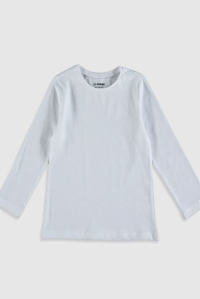 LC Waikiki Kız Çocuk E5X T-Shirt 0