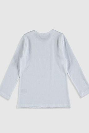 LC Waikiki Kız Çocuk E5X T-Shirt 1