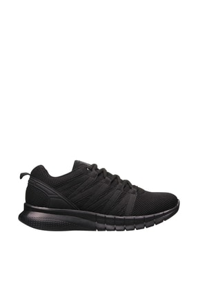MP Kadın Bağcıklı Siyah Spor Ayakkabı 201-7402zn 100 0