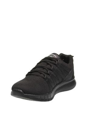 MP Kadın Bağcıklı Siyah Spor Ayakkabı 201-7402zn 100 1