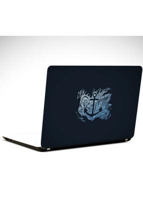 Dekolata Çapa Laptop Sticker Laptop 17 Inch (39x27cm) 0