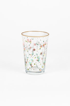 Rakle Flora 3'lü Su Bardağı Seti 1