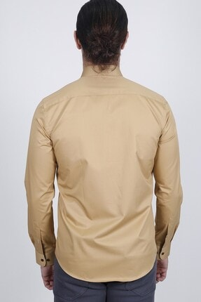 Jakamen Taba Slim Fit Gömlek 3