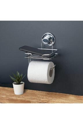 Teknotel Vakumlu Yedeklikli Tuvalet Kağıtlığı 1