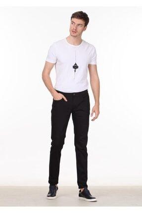 Ramsey Erkek Beyaz Baskılı Örme T - Shirt RP10120145 2