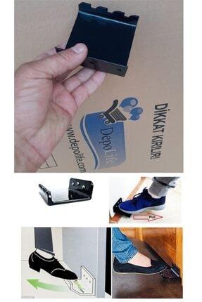 Depolife Temazsız Ayak Ile Kapı Açma Aparatı Dokunmadan Ayak Ile Kapı Açma Sistemi Bas Çek Hijyenik Kapı Aç 2