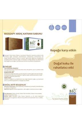Biosoapy Doğal Ardıç Katranı Sabunu 100 Gr X 3 Adet (kaşıntı, Pullanma Ve Kızarıklıkta Rahatlatıcı Etki) 2