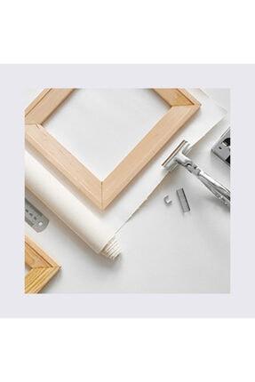 Dekolata Aya Tırmanan Adam Mini Kanvas Tablo 40 X 60 cm 1