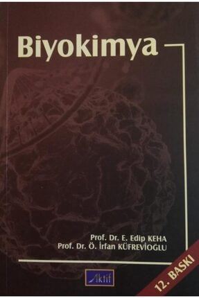 İdeal Kültür Yayıncılık Biyokimya 0