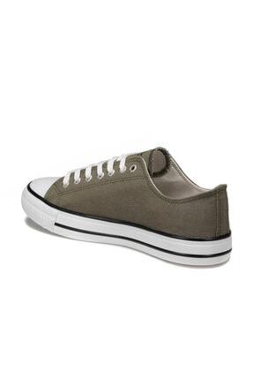 Lumberjack MAXWELL Haki Erkek Kalın Taban Sneaker Spor Ayakkabı 100506840 2