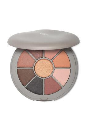 KIKO 9'lu Far Paleti - Konscious Vegan Eyeshadow Palette 01 Good Vibes 0