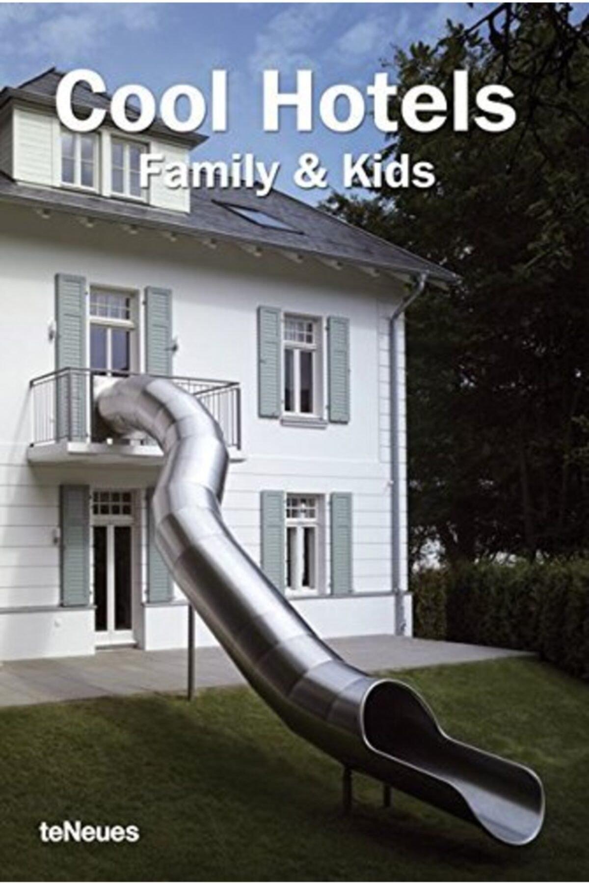 TENEUES Cool Hotels Famıly & Kids (ingilizce) Kağıt Kapak