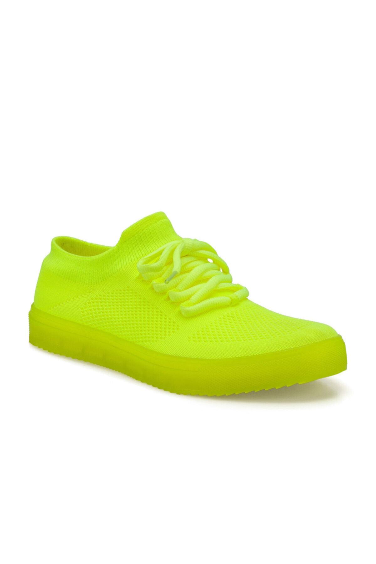 Amy Sarı Kadın Sneaker