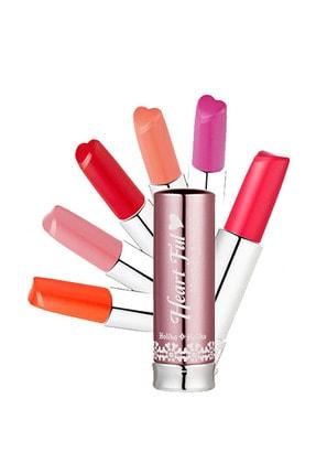 Holika Holika Heartfull Silky Lipstick Nar Çiçeği Dolgunlaştıcı Onarıcı 1
