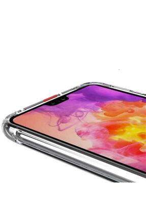 Yeni1Trend Huawei P Smart Z Kılıf Şeffaf Silikon Tam Korumalı Dayanıklı 2