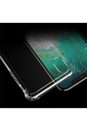 Yeni1Trend Apple Iphone Xs Kılıf Şeffaf Silikon Tam Korumalı Dayanıklı 1