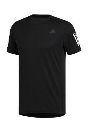 adidas OWN THE RUN TEE Siyah Erkek T-Shirt 100479654 0