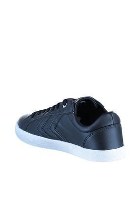 HUMMEL Unisex Siyah  Spor Ayakkabı - Deuo Court Heritage 3
