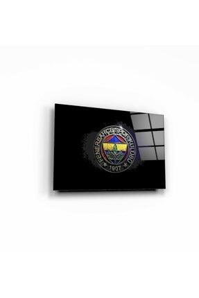 Pi Dekorasyon Fenerbahçe Cam Tablo 50x70 Cm 2