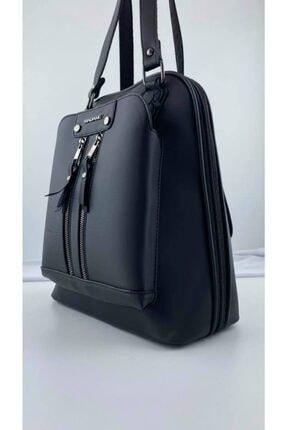 Madame Kısmet Çanta 450 Model Hem Sırt Hem Omuz 2