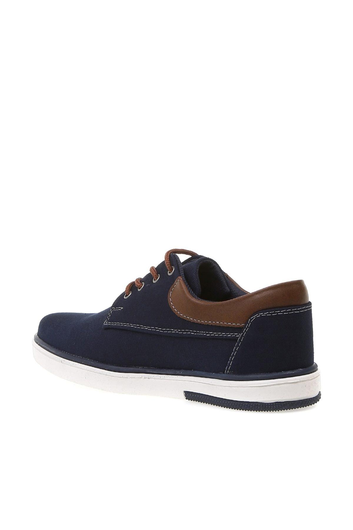 224942 Lacivert Erkek Sneaker Ayakkabı 100297714
