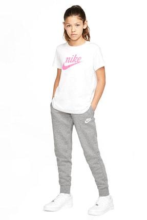 Nike Kız Çocuk Gri Eşofman Altı Bv2720-091 3
