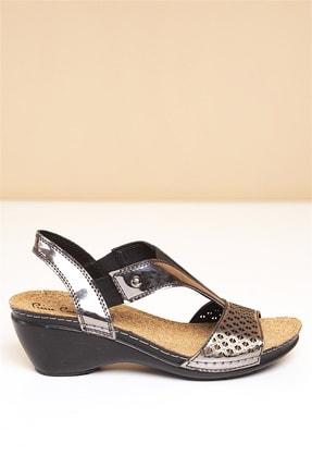 Pierre Cardin PC-1392 Füme Kadın Sandalet 2