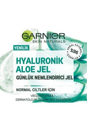 Garnier Günlük Cilt Bakım Seti-Hyaluronik Aloe Jel 50 ml&Hyaluronik Aloe Temizleme Jel 200 ml36005422319781 2